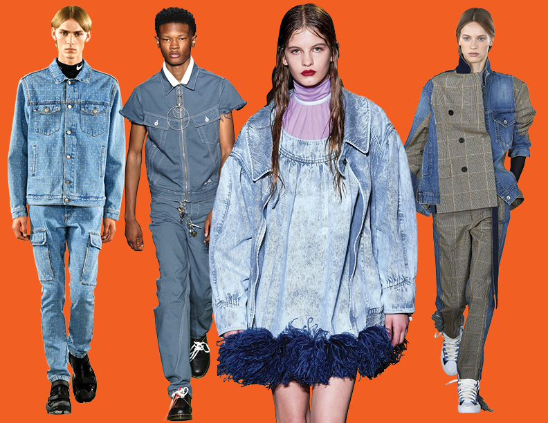 10 Denim Trends to Know For