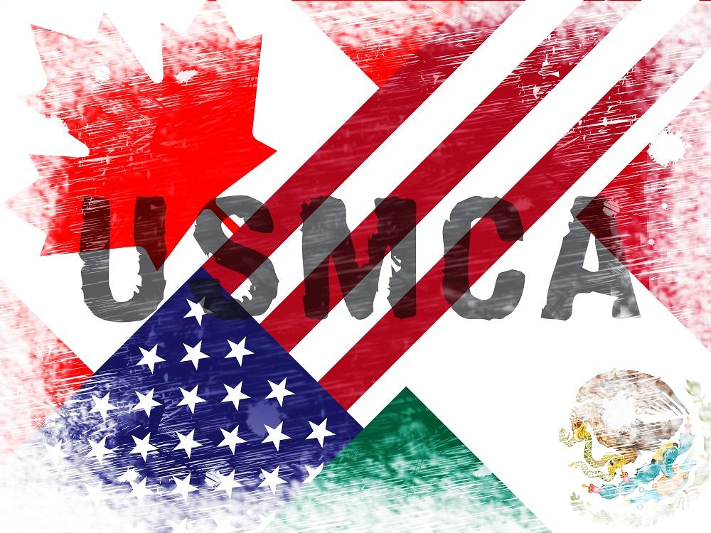usmca canada legislation to ratify trade agreement trump steel tariffs