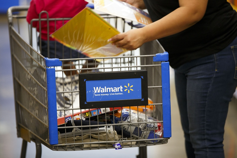 Walmart hired an executive who held senior roles at Google, Microsoft and Amazon as its new CTO, while expanding and elevating the role.