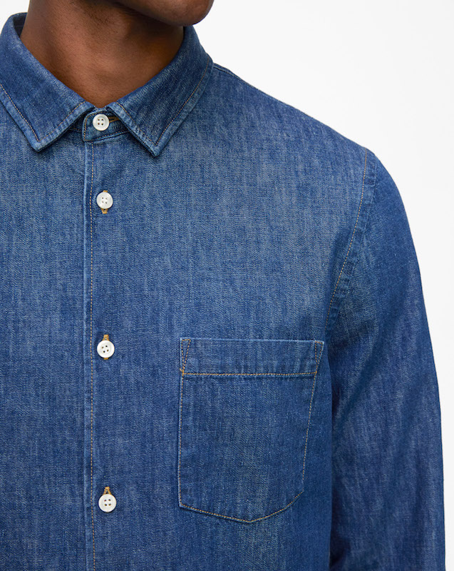 Filippa K denim shirt