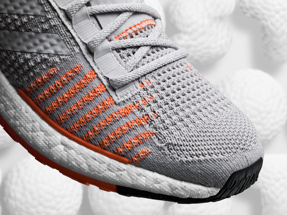 The Pulseboost HD will also feature Adapt Knit, another first for Adidas. Adapt Knit is another upper weaving technology, similar to Primeknit, that will increase the shoe's versatility.