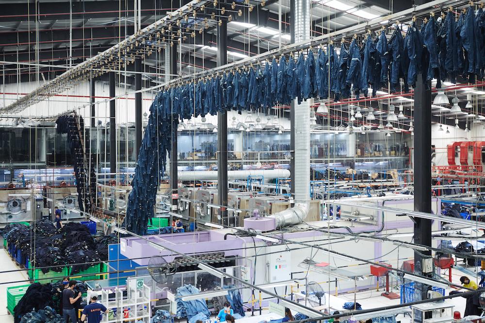 Saitex factory
