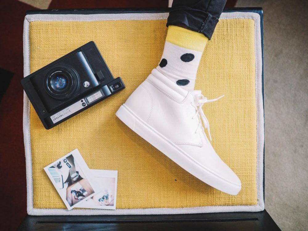 Nisolo Cortez Sneaker