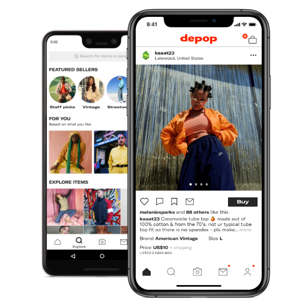 Depop has raised $62M in Series C funding for US expansion