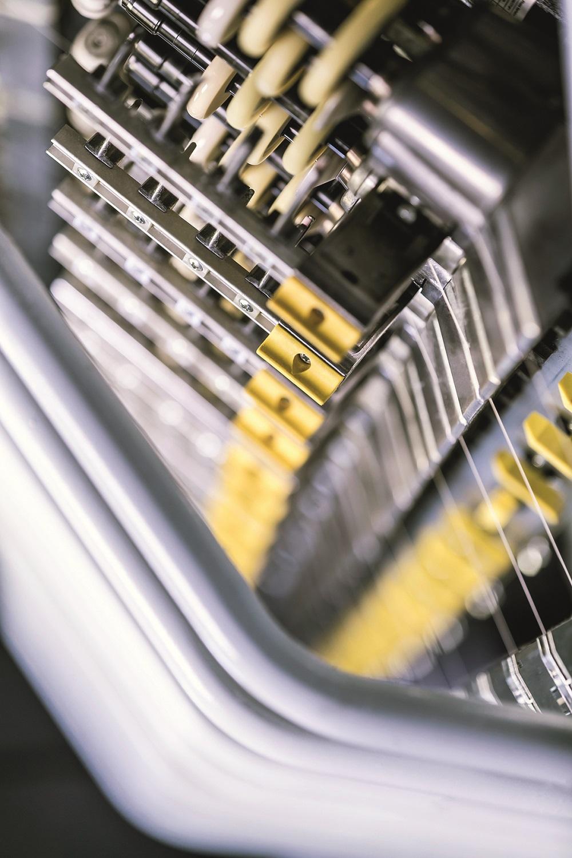 unifi oerlikon yarn texturing machine technology