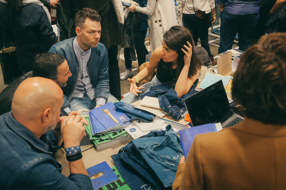 The pandemic forced the close-knit and social denim community to enter into a new era of digital trade shows in 2020.
