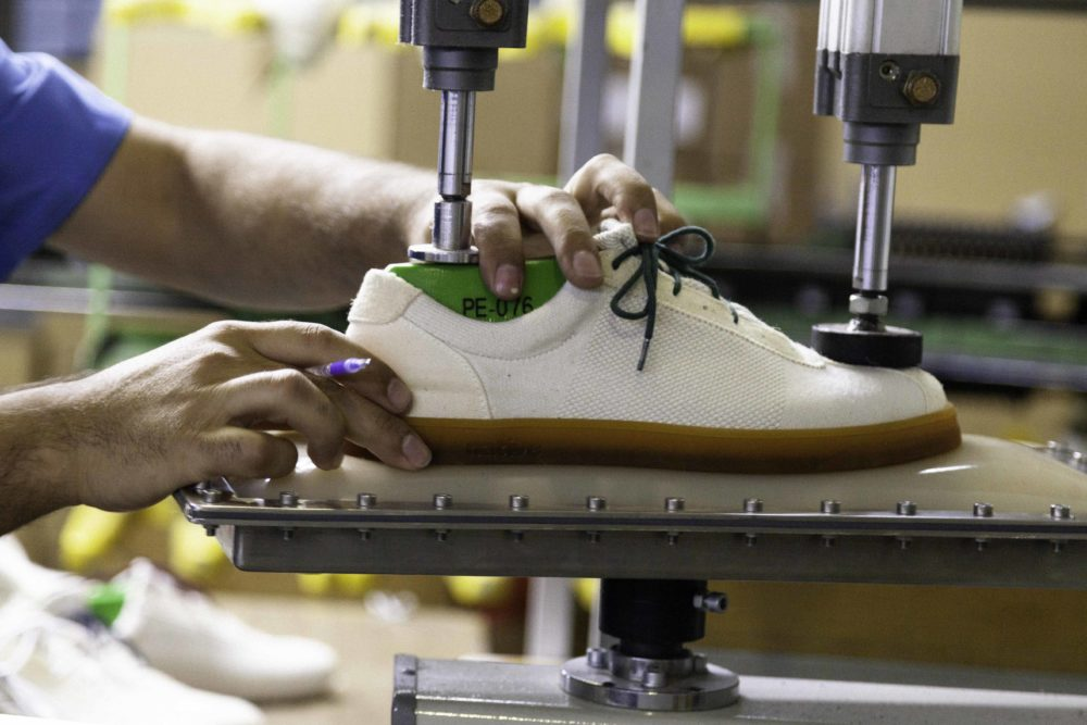 Native Shoes has released the Plant Shoe, a fully biodegradable plant-based sneaker