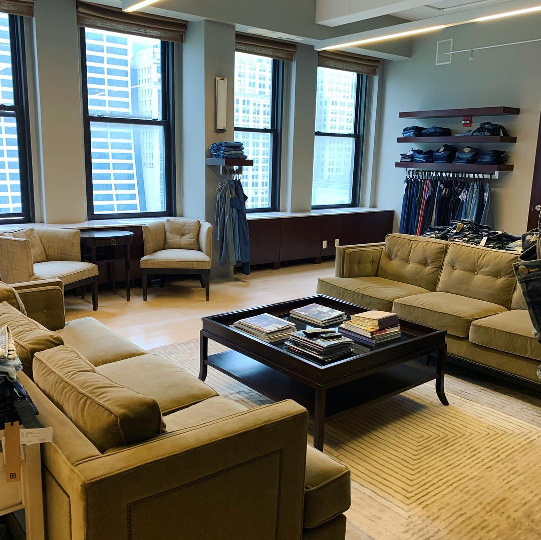 Artisan cloth showroom