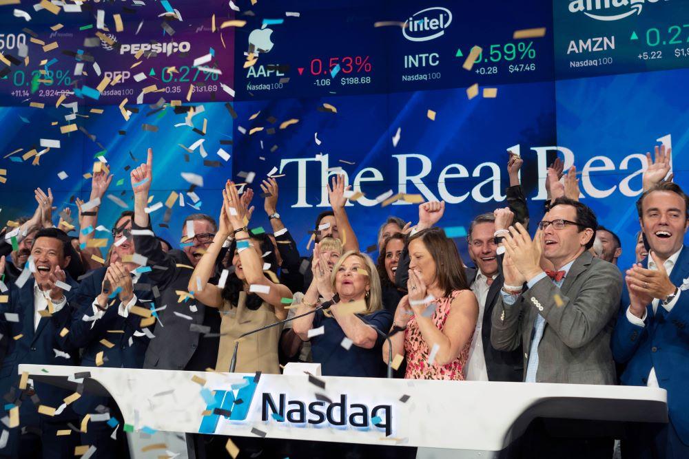The RealReal IPO raises $300 and $2.5 billion market value