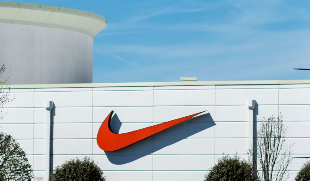 nike's response to the trade war with China