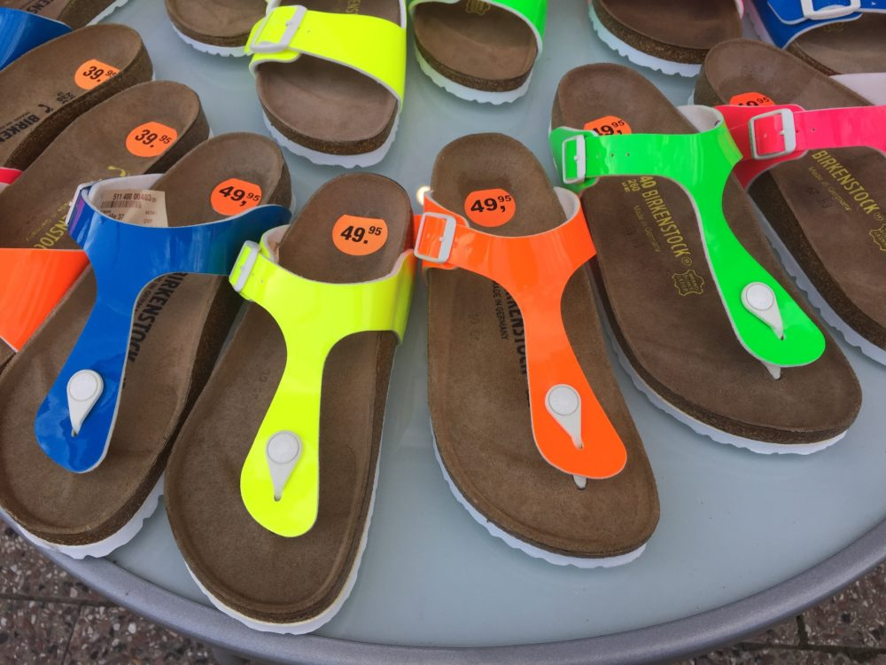 Birkenstock is taking action against IP infringement by cutting ties with Japanese retailer ABC-Mart