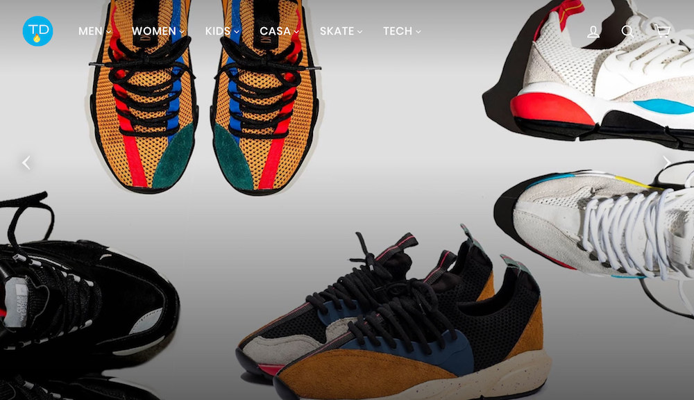 clearweather sneakers used thedrop.com to optimize its release schedule and increase sales