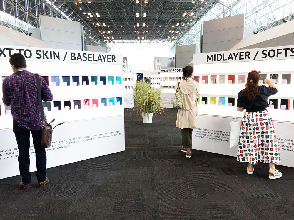 Functional Fabric Fair Reed Exhibitions