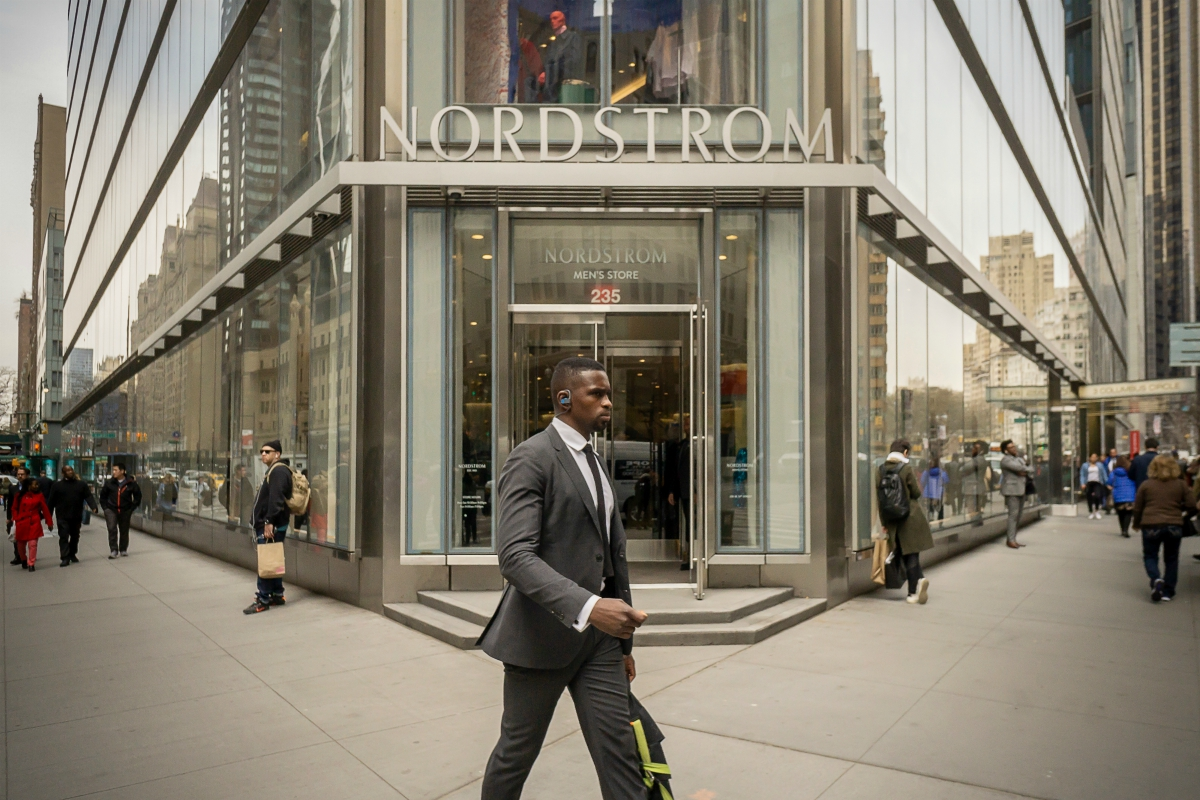 Nordstrom Shares Spike Hope Family Takes Private