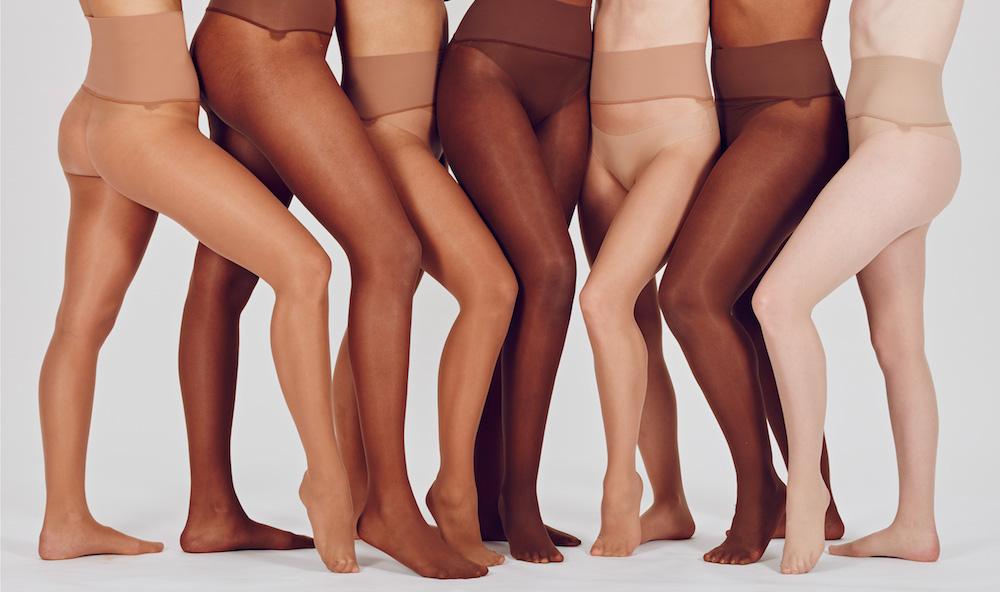 Heist underwear skin tones flesh colors fashion
