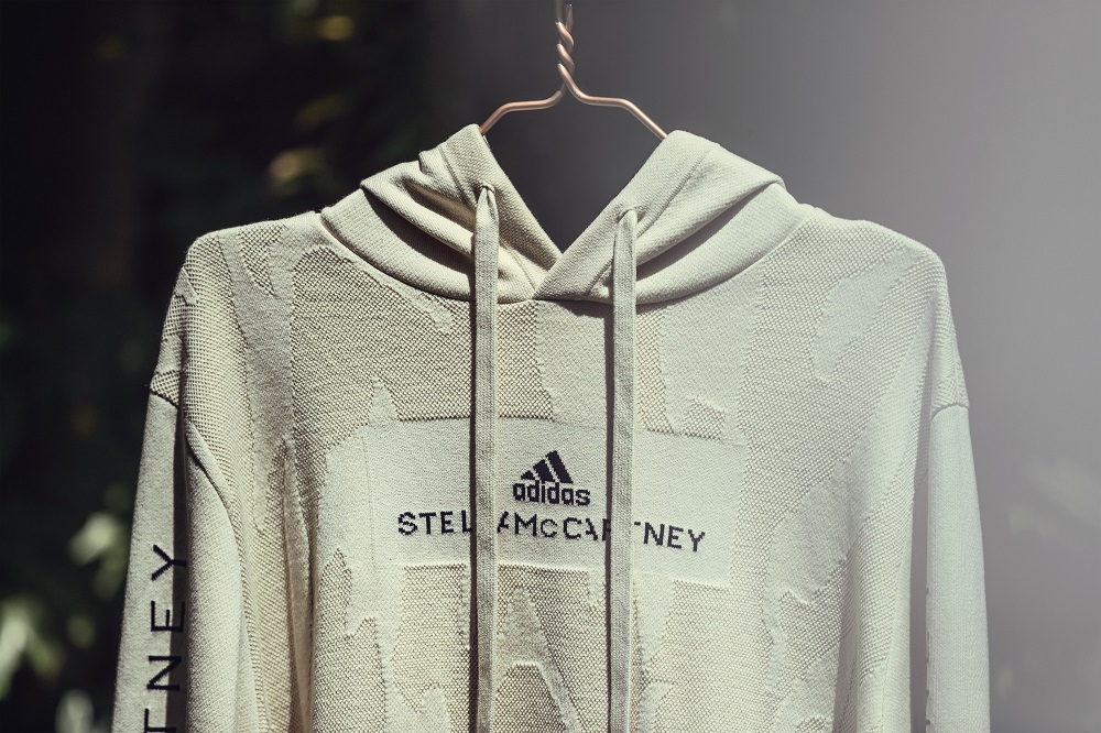 Evrnu NuCycly adidas X Stella McCartney Infinite Hoodie circular