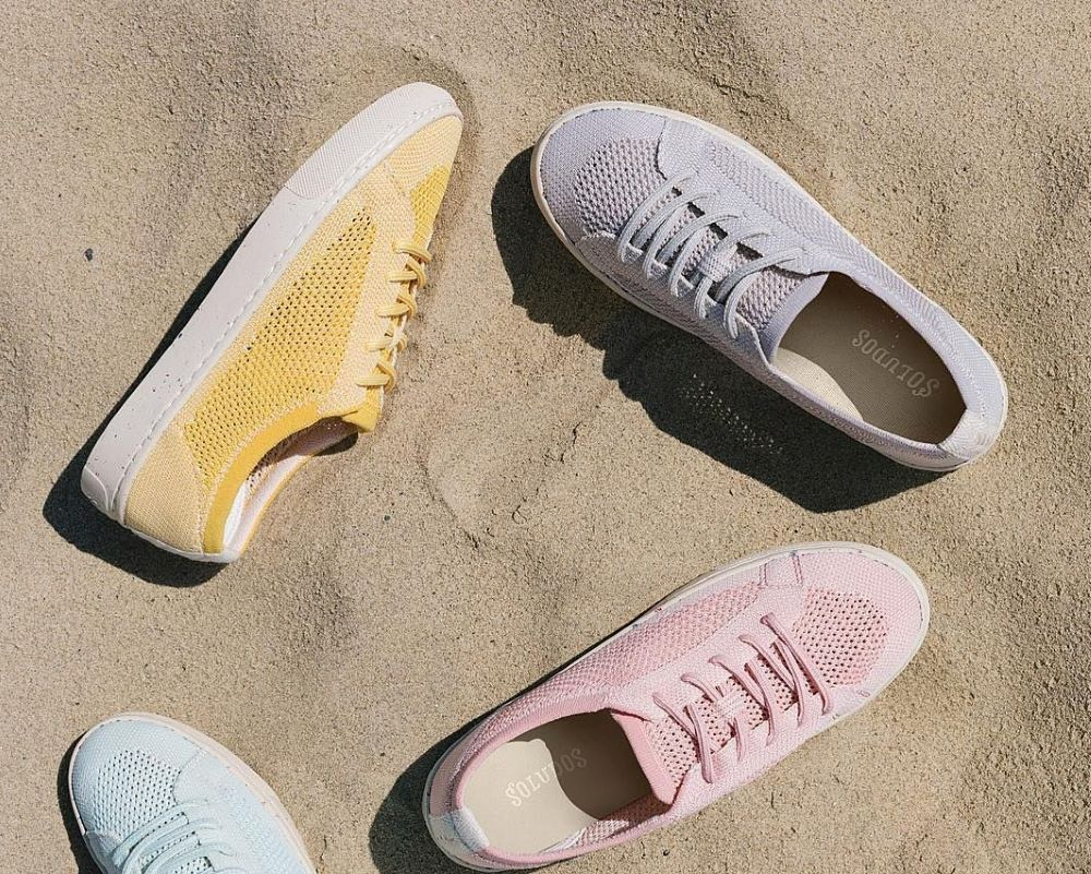 soludos ashore sustainable sneaker recycled ocean plastic