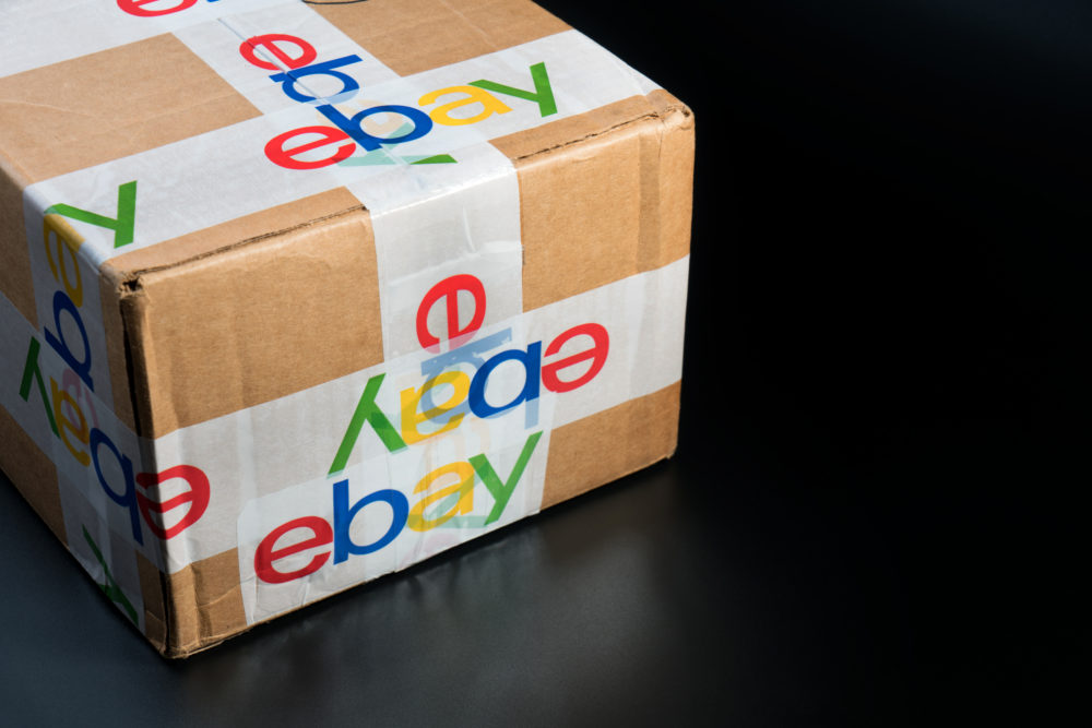 Ebay will launch Managed Delivery in 2020.