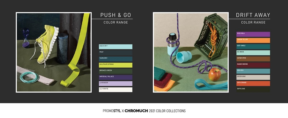 promostyle chromuch 2021 color guide