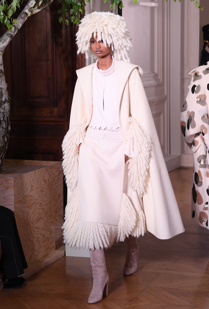 Valentino fromParis Fashion Week Haute Couture F/W 19-20