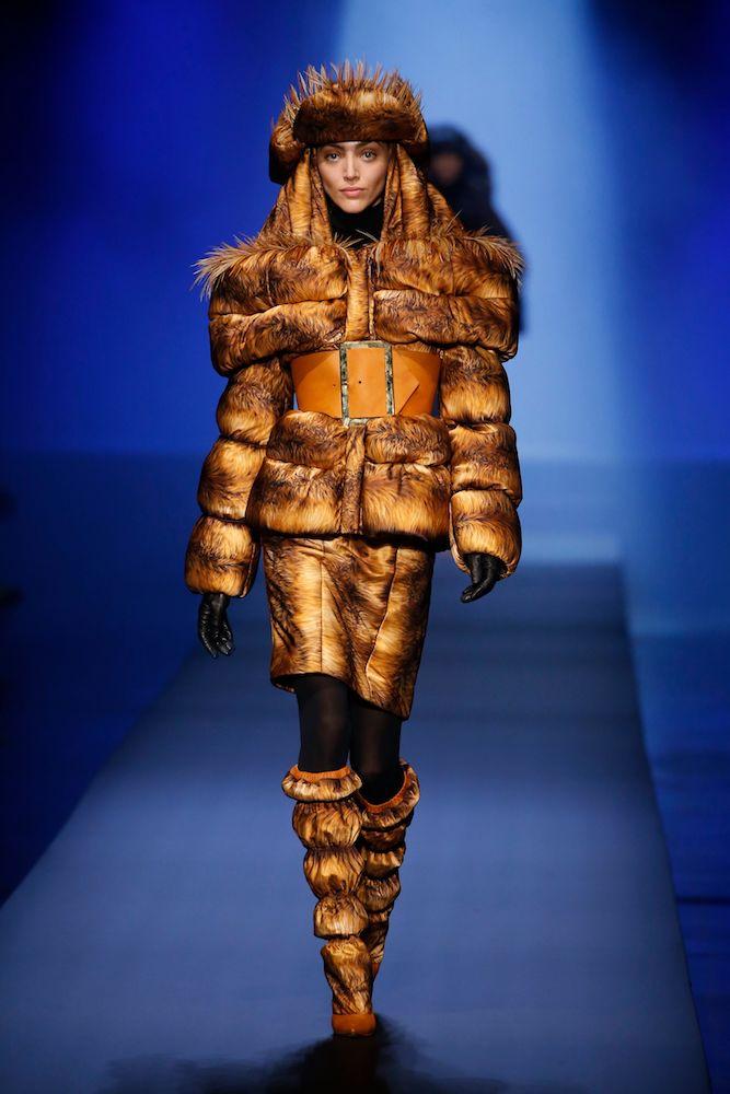 Jean Paul Gaultier fromParis Fashion Week Haute Couture F/W 19-20