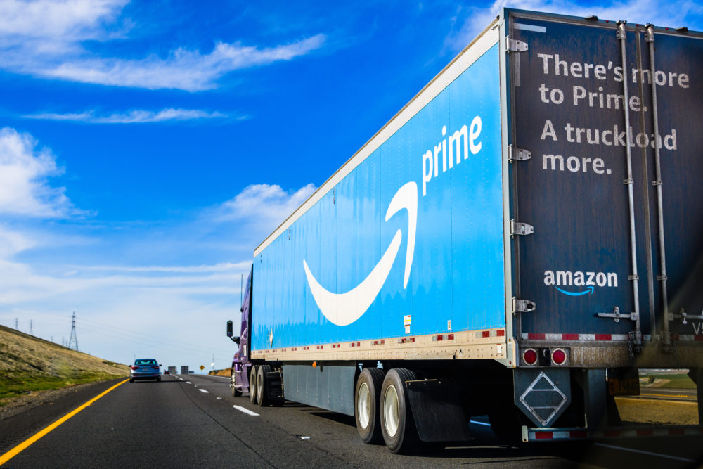 Amazon Logistics unlikely to compete with UPS, FedEx in the near term.