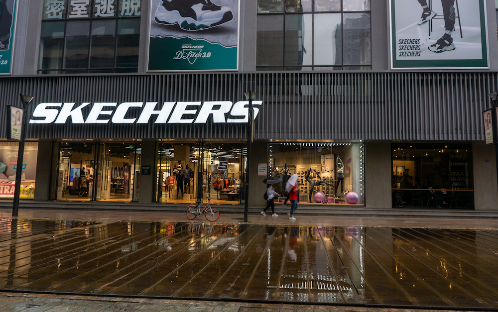 skechers announced its q2 fy19 results on thursday