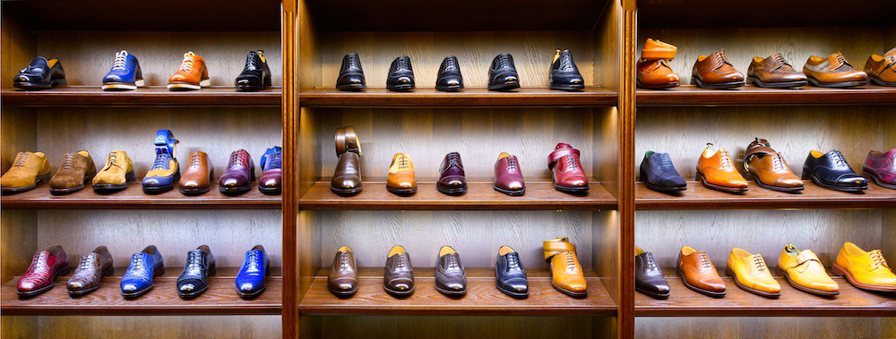 footwear stocks rose on good news of a tariff truce over the weekend