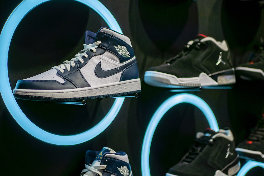 zen has launched as a new retail platform for sneakers and sneaker culture