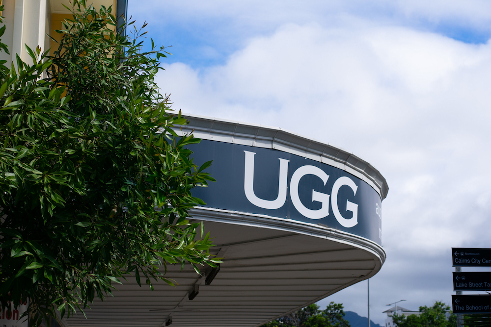 deckers first quarter results showed strength in hoka one one and ugg brand footwear