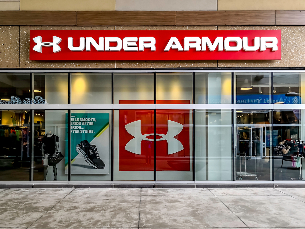 under armour lowers expectations for North America after poor q2