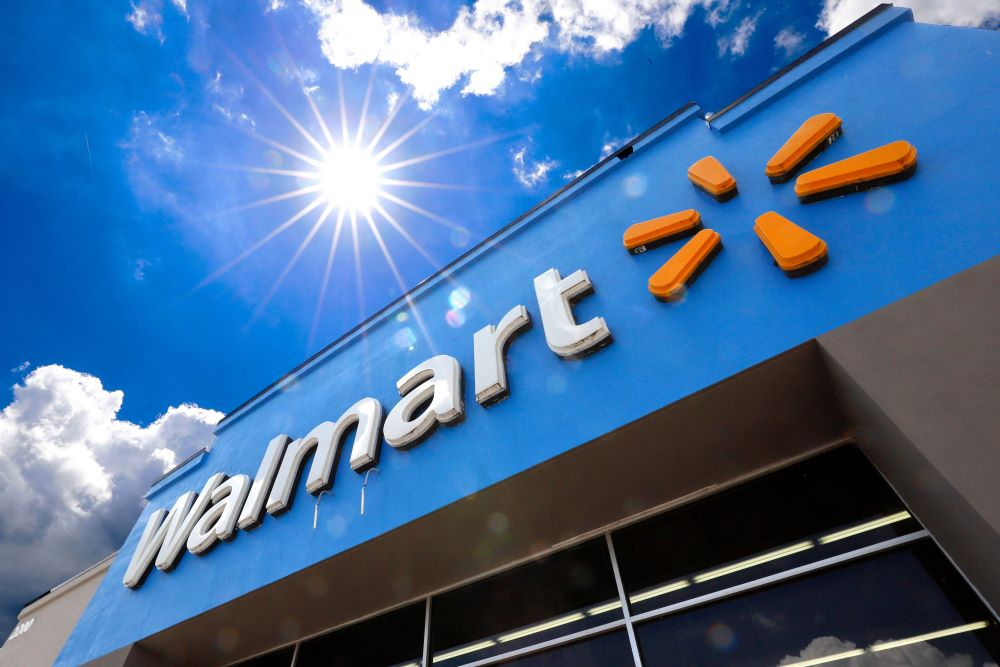 Walmart CEO Doug McMillon admits the world's largest retailer has a long way to go before it's on par with Amazon's e-commerce game.