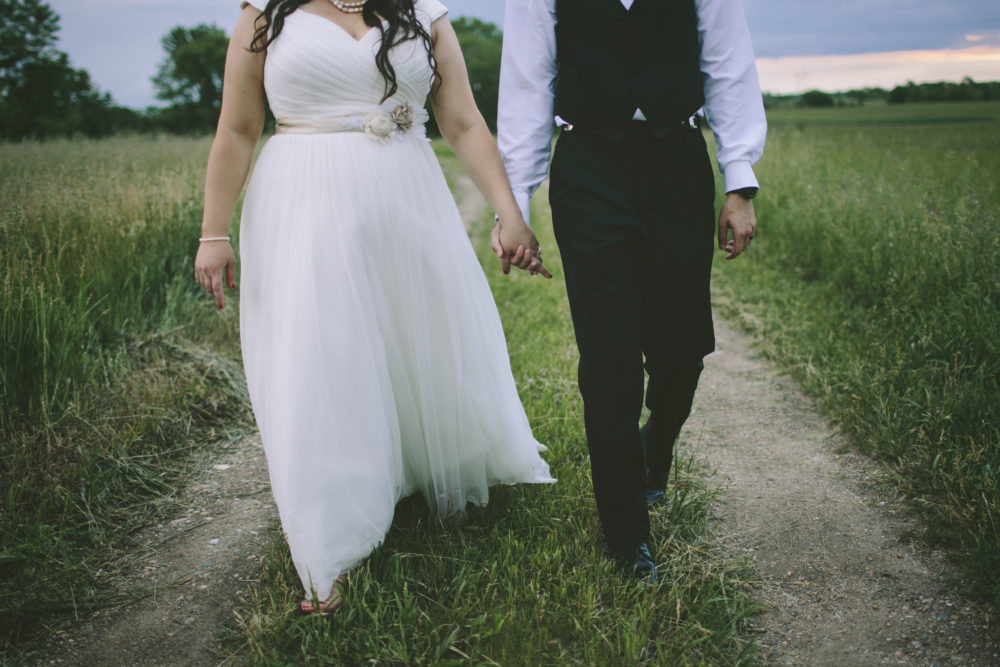 The Knot's 2019 Survey said plus-size brides feel disproportionately anxious about shopping for wedding gowns.