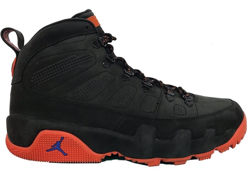"Nike Air Jordan 9 ""Florida Gators PE"" – $1,000"