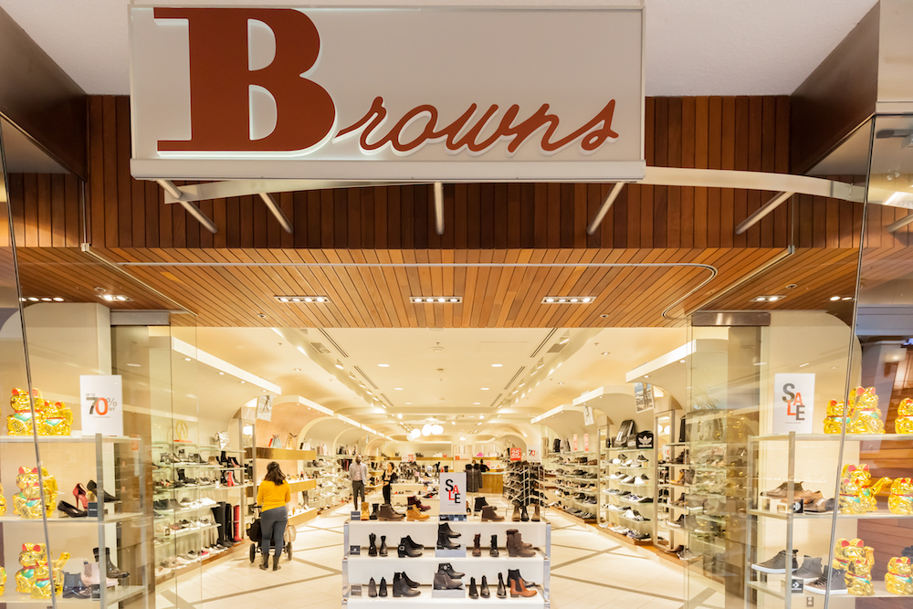 browns shoe inc integrated opterus opscenter into its business