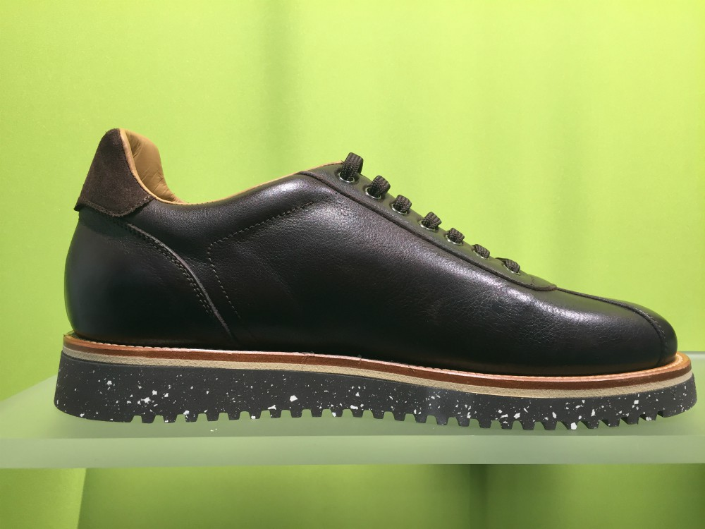 FinProject Extralight sustainable outsole.