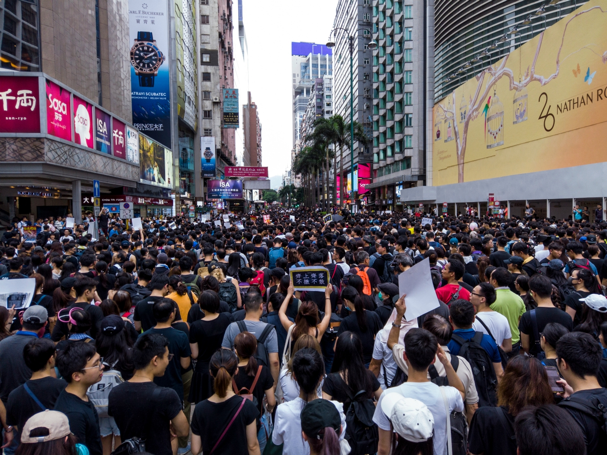Continued Protests in Hong Kong Could Shift Retail Landscape
