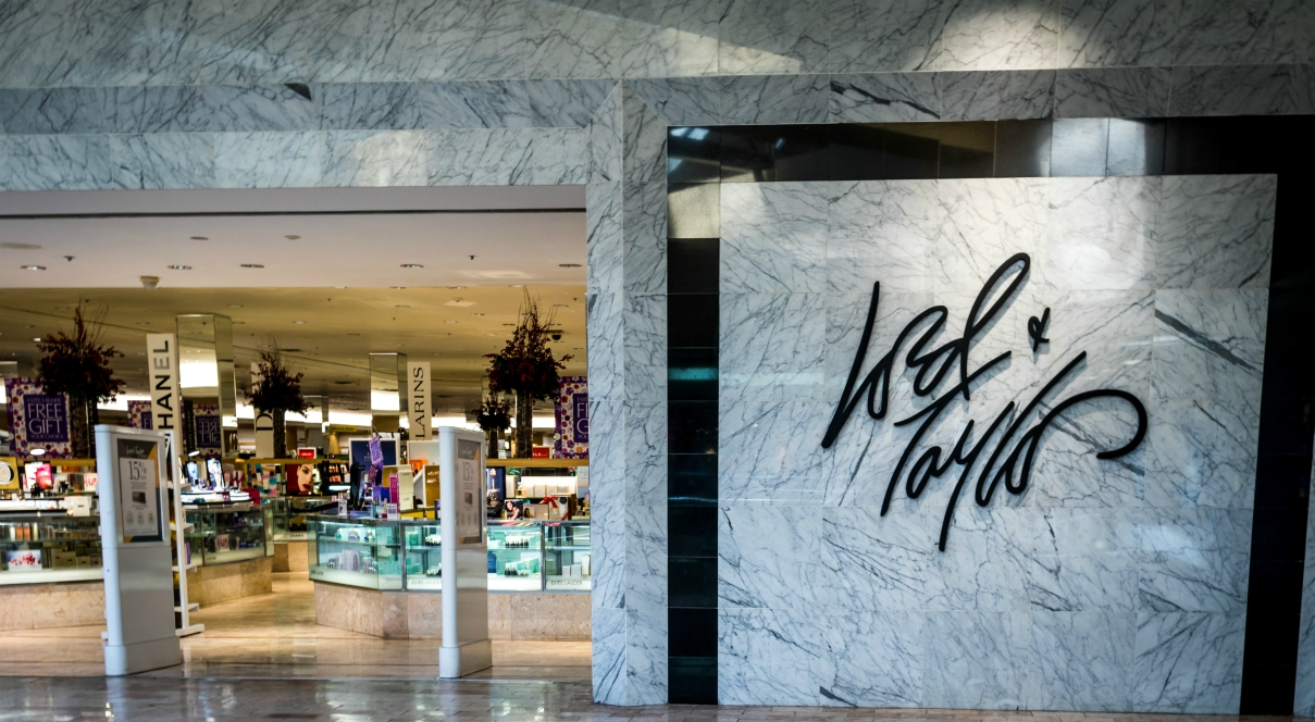 Hudson's Bay Sells Lord & Taylor for $100 Million