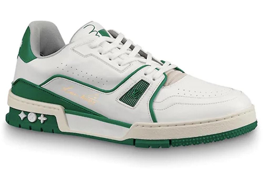 Louis Vuitton LV Trainer White – $1,499