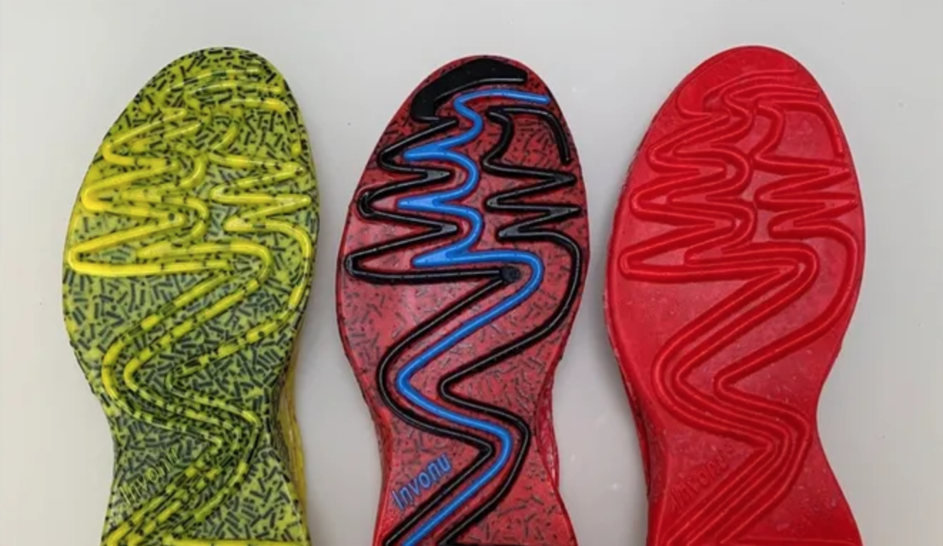 Blumaka midsoles for footwear