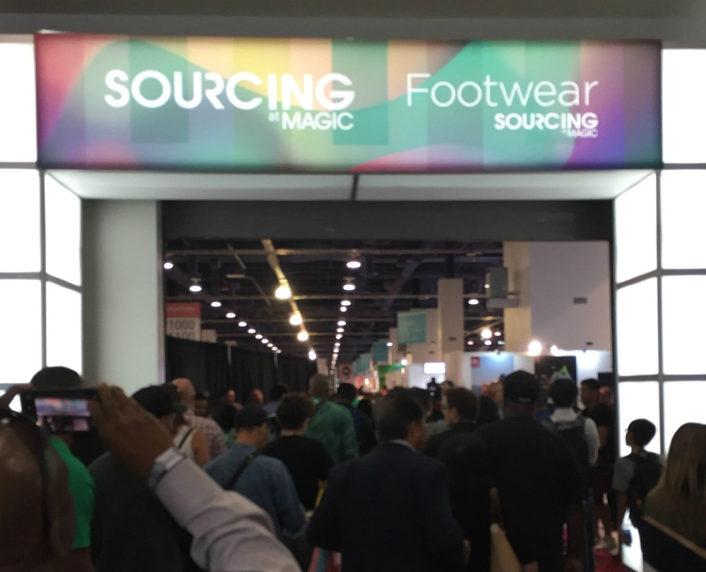 At the Sourcing show in Las Vegas, Chinese footwear manufacturers expressed worry about the effects of new tariffs.