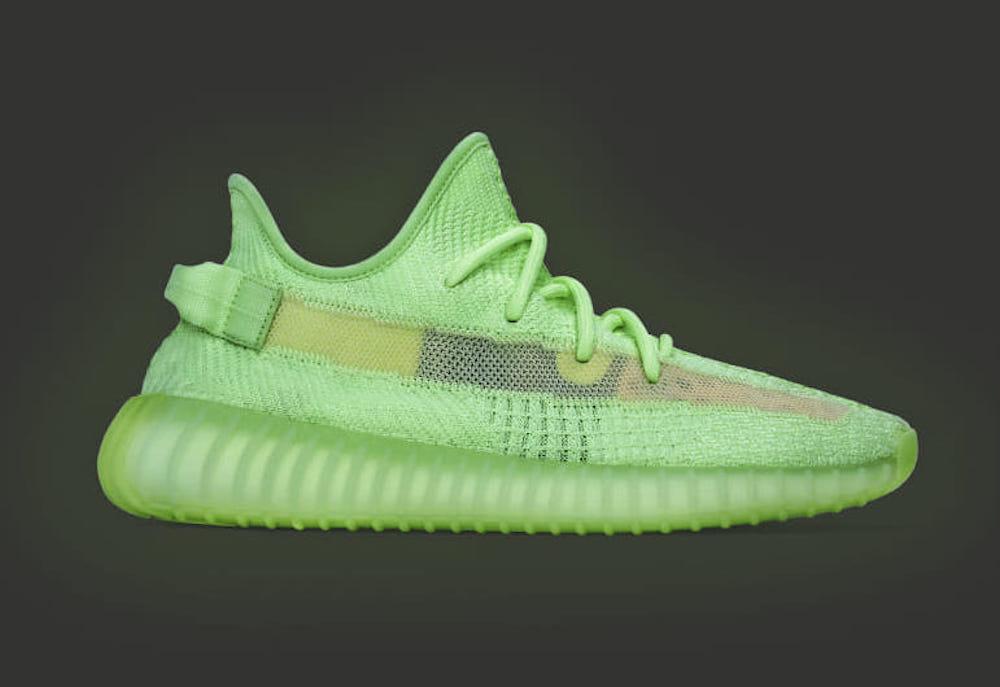 "Adidas Yeezy Boost 350 V2 ""Glow"" – 7 Percent Market Share"