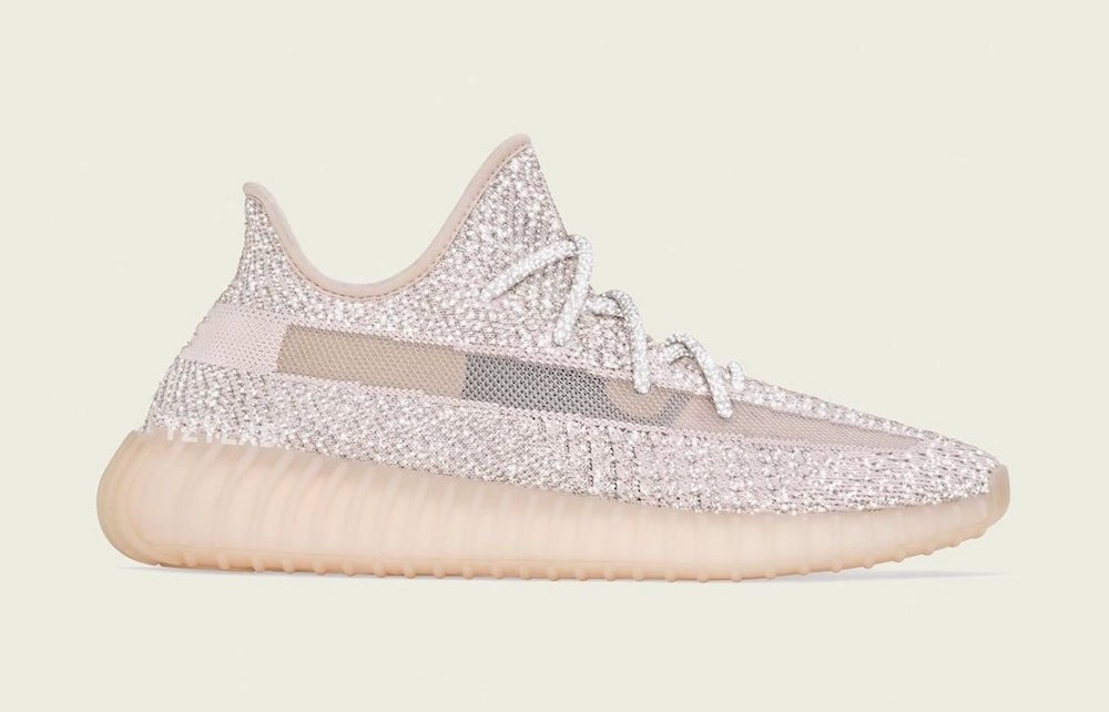 """Adidas Yeezy Boost 350 V2 """"Synth Reflective"""" – $1,386"""