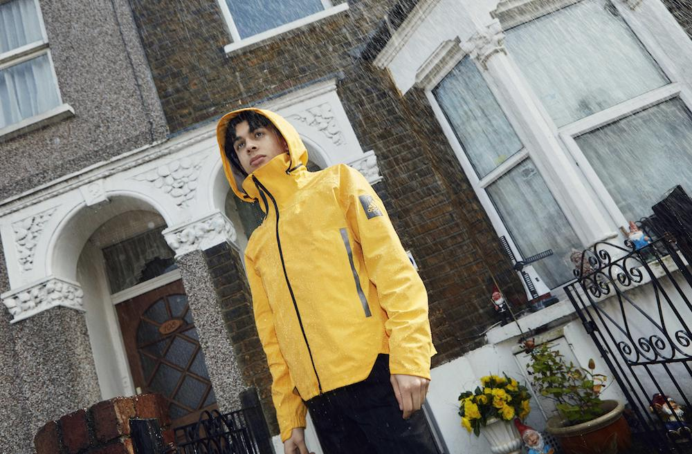 Adidas announces new urban outdoor jackets with technical features