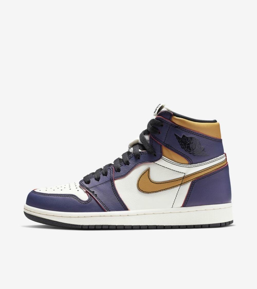 "Nike SB Air Jordan 1 ""LA to Chicago"" – 7 Percent Market Share"