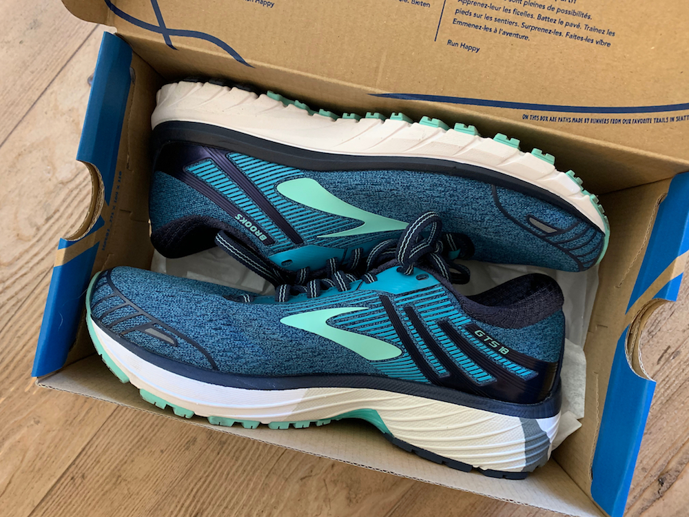 Brooks Running Co is offering same-day delivery for its products in select cities with Locally