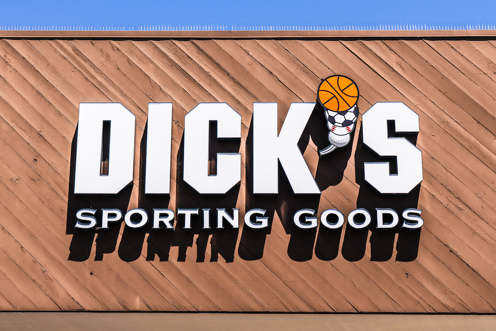 dicks sporting goods bent the curve during q2 of fy19