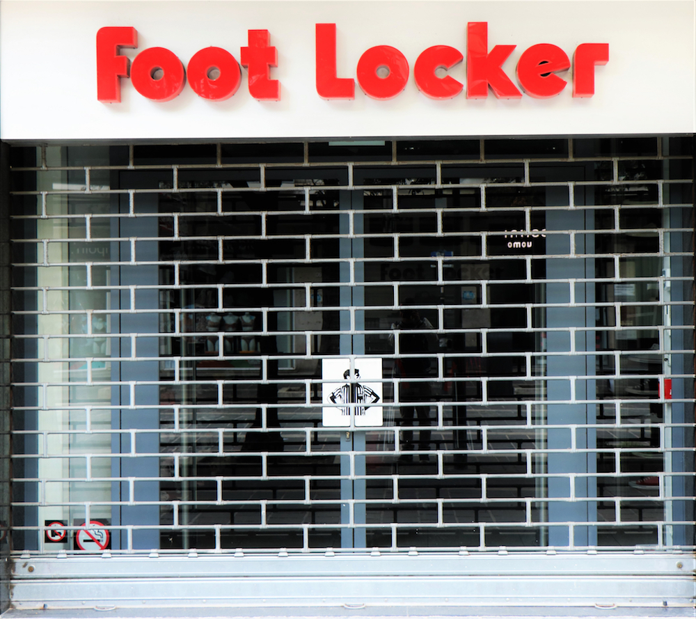 foot locker's disappointing second quarter drop its stock2