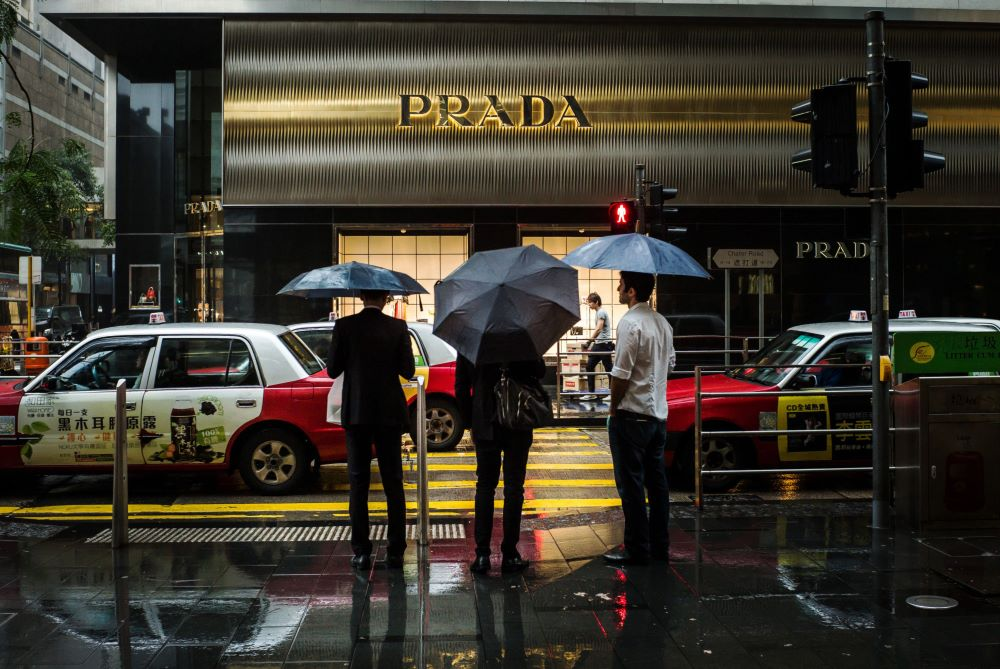 hong kong protests rattle luxury ceos from prada to ralph lauren to levi's