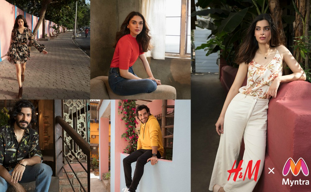 Myntra and H&M